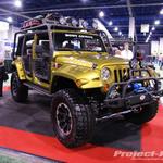 Body Armor Jeep JK Wrangler Unlimited