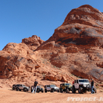 Project-JK Valley of Fire Presidents Day Weekend Run 2009