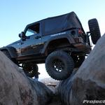 Moab Easter Jeep Safari 2009 - Day 2 Gold Bar Rim & Golden Spike