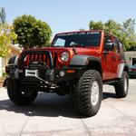 Official Project-JK 2009 Sunburst Orange Jeep JK Wrangler Unlimited X - Lil' Nemo