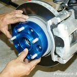 Spidertrax Wheel Spacers