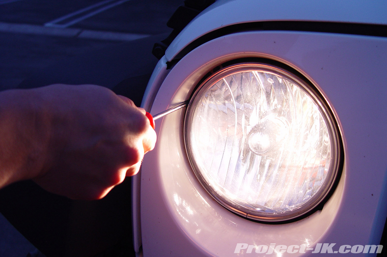 Jeep Jk Wrangler Headlight Adjustment Write Up Jk Forum