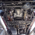 2007 Jeep JK Wrangler Unlimited Underside Photos