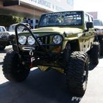 Overkill Engineering Rescue Green Jeep JK Wrangler 4-Door