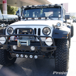 Delta Lights Jeep JK Wrangler 4-Door