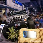 Falken Tires Custom Gunmetal Jeep JK Wrangler 4-Door