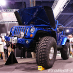 TeraFlex Deep Water Blue Jeep JK Wrangler 2-Door