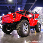 Mopar Lower 40 Red Jeep JK Wrangler 2-Door