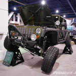 Smittybilt Green Jeep JK Wrangler 4-Door