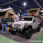 Front Runner Silver Jeep JK Wrangler 4-Door