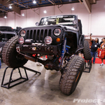Off Road Evolution Custom Flat Black Jeep JK Wrangler 4-Door