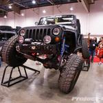 Off Road Evolution Custom Flat Black Jeep JK Wrangler 4-Door