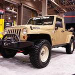 Superchips Mopar Jeep JT Wrangler Pick-Up Truck