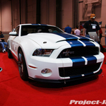 SEMA 2009 Ford Mustang Photos