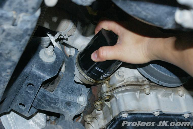 Maintenance 2007 11 Jeep Jk Wrangler 3 8l V6 Engine Oil