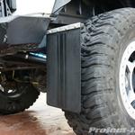 TeraFlex Quick Release Mud Flaps