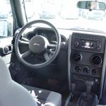 2007 Jeep JK Wrangler Unlimited Interior Shots