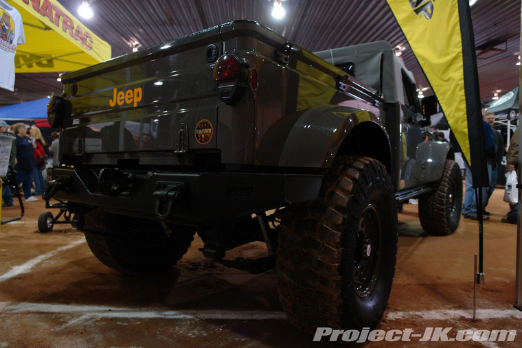 The Nukizer 715 Now This Is What I Call A Real Jeep