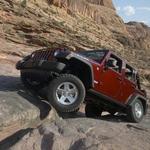 2007 Jeep JK Wrangler Unlimited 4-Door Press Photos