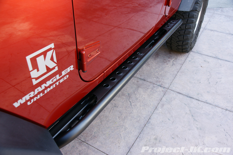 Lod Jeep Jk Wrangler Unlimited Signature Series Rock