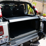 Tuffy Security JK Rear Cargo Deck