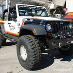 Dan Mick's White Custom 4-Door JK