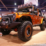 Rugged Ridge Mango Tango 4-Door JK