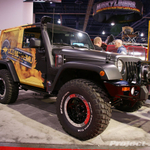 ARB / Old Man Emu Black & Yellow Custom 2-Door JK