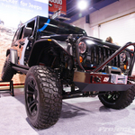 EATON Black 4-Door JK