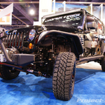 Cooper Tires Black 4-Door JK