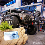 Falken Tire Custom Gray 4-Door JK