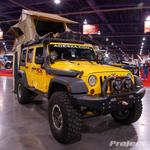 AOE Yellow 4-Door JK