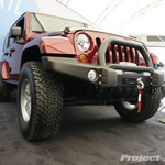 Mopar Red Rock Crystal 4-Door JK