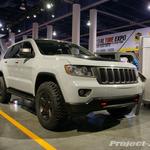 Mopar Grand Cherokee Off-Road Edition