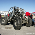 Custom Hydro Crawler