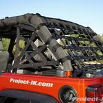DirtyDog 4x4 Jeep JK Unlimited Netting