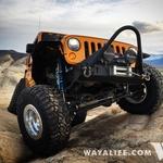 Official Project-JK 2012 Dozer Jeep JK Wrangler Unlimited Rubicon - RubiCAT
