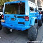 TeraFlex Cosmo Blue 4-Door JK