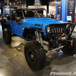 MOPAR Blue Crush JK
