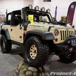Rugged Ridge Sahara Tan JK