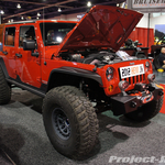 Burnsville Off Road HEMI 2012 JK
