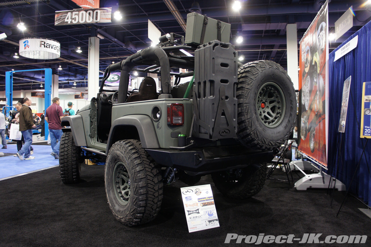 2011 Sema Show Coverage By Project Jk Com Page 32 Jk