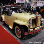 Rugged Ridge Restored Jeepster