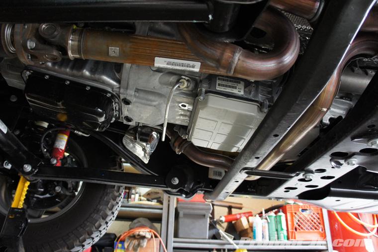 EVO MFG 2012 Jeep JK Wrangler ProTeK Skid System Installation
