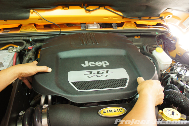 Main Php G View Core on Jeep Wrangler Intake Air Temperature Sensor