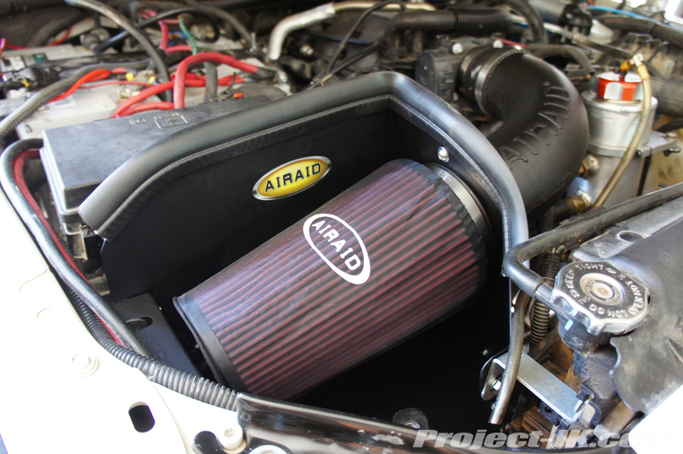Airaid 2007 11 Jeep Jk Wrangler Cold Air Intake System Installation Write Up
