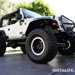 project 2012 sema transamerican stormtrooper 2 door jeep jk wrangler. Black Bedroom Furniture Sets. Home Design Ideas