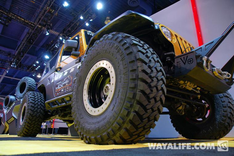 2012 Sema Vengeance 2 Door Jeep Jk Wrangler