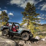 2013 Jeep JK Wrangler 10th Anniversary Edition Rubicon