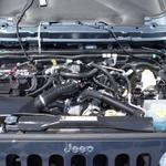 2007 Jeep JK Wrangler Unlimited Under the Hood Photos
